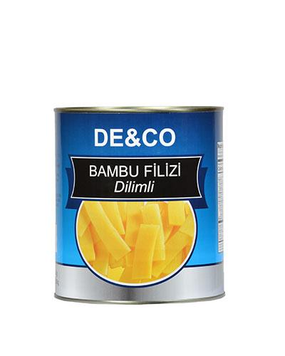 2950 GR DE&CO BAMBU FİLİZİ (DİLİMLİ)