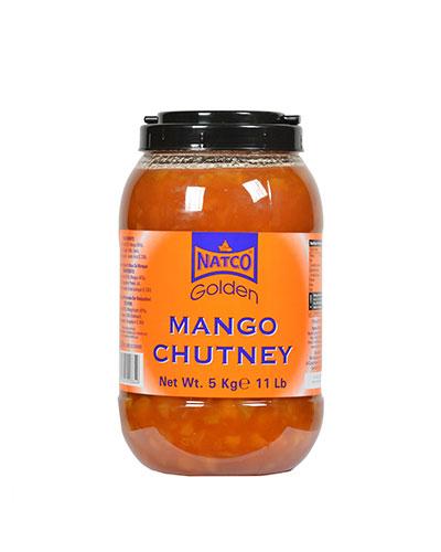 5 KG NATCO MANGO CHUTNEY