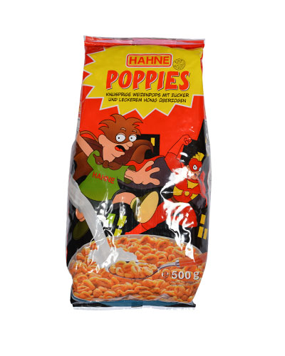 500GR HAHNE POPPİES